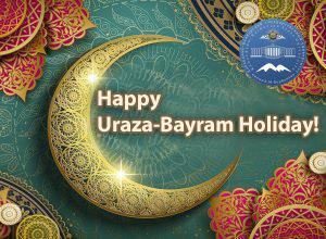 Happy Uraza-Bayram Holiday!