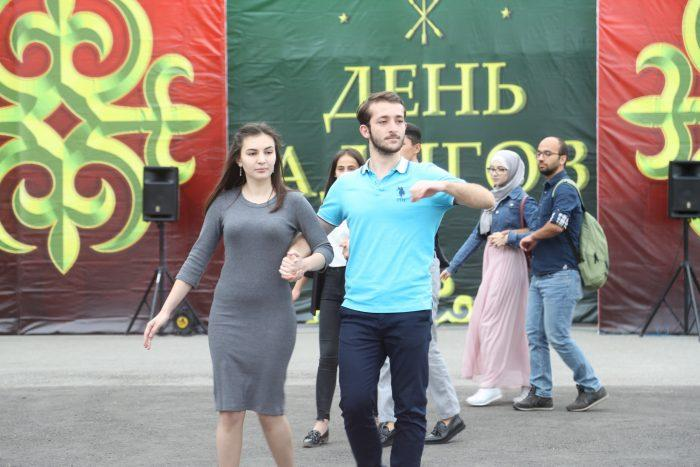 Celebration Of Adyghe Day In KBSU