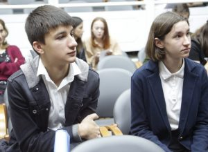 Competition Of Oratory in Foreign Languages Held at KBSU