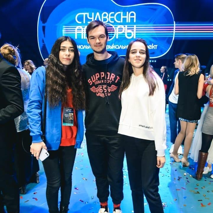 Students Of KBSU - Finalists Of The National Musical Project The Authors