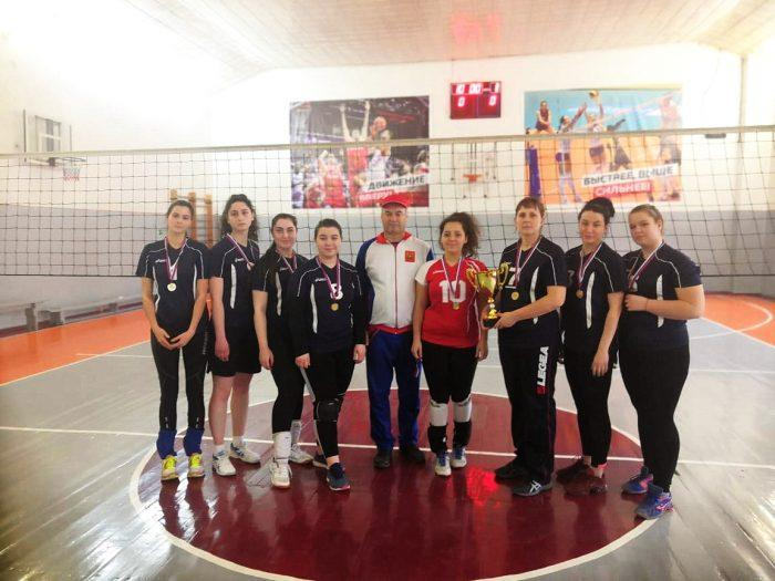 KBSU Volleyball Players Had Another Victory