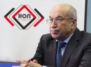 Head of KBSU Yuri Altudov in the TOP-30 rating of media activity