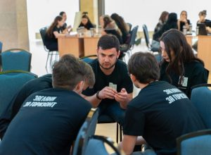 """The team """"IT-tourist"""" of the Kabardino-Balkarian State University named after H. M. Berbekov won the first youth tourist hackathon of the North Caucasus Federal District """"HackGround"""", which took place on March 19–20 in Zheleznovodsk. The guests of honor at the opening ceremony of """"HackGround"""" were members of the staff of the Plenipotentiary Representative of the President of the Russian Federation in the North Caucasian Federal District, representatives of the regions of the North Caucasus Federal District, the administration of Zheleznovodsk, employees of the North Caucasian Federal University and the rector's community. Welcoming remarks were made by the Assistant to the Plenipotentiary Representative of the President of the Russian Federation in the North Caucasus Federal District Sergey Starikov and the Rector of the North Caucasus Federal University Dmitry Bespalov. For two days, the participants had a unique opportunity to learn everything about the current trends in the development of tourism, service, technological solutions for the district. As part of the HackGround hackathon, an official presentation of the territorial brand of the North Caucasus took place, the speaker of which was Saadu Kaziev, Director for Special Projects and External Relations of NCFU, and the Mayor of Zheleznovodsk, Evgeny Moiseev, presented the features and trajectory of the development of the resort city, which so warmly welcomed the project participants ... He noted that the development of tourism in the North Caucasus could entail an increase in jobs, improve the quality of life in the region and provide recreation for millions of people. Maria Kuznetsova, a teacher of advanced training courses for guides, finalist of the All-Russian competition """"Masters of Hospitality"""", told how to build your own unique and beautiful route in its own way. Maxim Makarov, a specialist in the HERE Technologies platform for developers, gave an online lecture about Here services in the field of tour"""