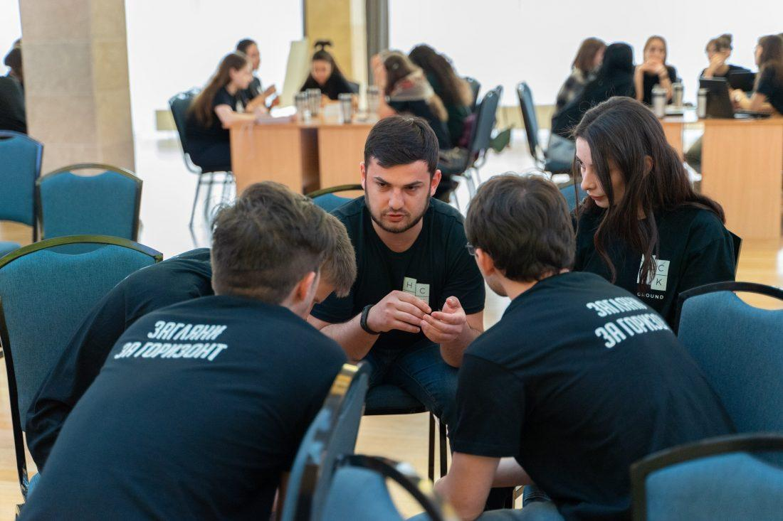 """The team """"IT-tourist"""" of the Kabardino-Balkarian State University named after H. M. Berbekov won the first youth tourist hackathon of the North Caucasus Federal District """"HackGround"""", which took place on March 19–20 in Zheleznovodsk.   The guests of honor at the opening ceremony of """"HackGround"""" were members of the staff of the Plenipotentiary Representative of the President of the Russian Federation in the North Caucasian Federal District, representatives of the regions of the North Caucasus Federal District, the administration of Zheleznovodsk, employees of the North Caucasian Federal University and the rector's community.   Welcoming remarks were made by the Assistant to the Plenipotentiary Representative of the President of the Russian Federation in the North Caucasus Federal District Sergey Starikov and the Rector of the North Caucasus Federal University Dmitry Bespalov.   For two days, the participants had a unique opportunity to learn everything about the current trends in the development of tourism, service, technological solutions for the district.   As part of the HackGround hackathon, an official presentation of the territorial brand of the North Caucasus took place, the speaker of which was Saadu Kaziev, Director for Special Projects and External Relations of NCFU, and the Mayor of Zheleznovodsk, Evgeny Moiseev, presented the features and trajectory of the development of the resort city, which so warmly welcomed the project participants ... He noted that the development of tourism in the North Caucasus could entail an increase in jobs, improve the quality of life in the region and provide recreation for millions of people.   Maria Kuznetsova, a teacher of advanced training courses for guides, finalist of the All-Russian competition """"Masters of Hospitality"""", told how to build your own unique and beautiful route in its own way.   Maxim Makarov, a specialist in the HERE Technologies platform for developers, gave an online lecture about Here services in the f"""