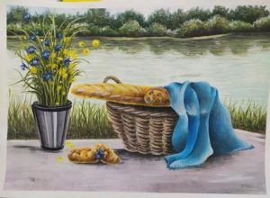 Success of students of IASiD KBSU in international competitions in drawing and painting
