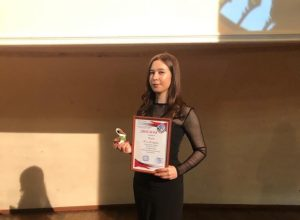 Postgraduate student of KBSU - the best teacher in Nalchik-2021
