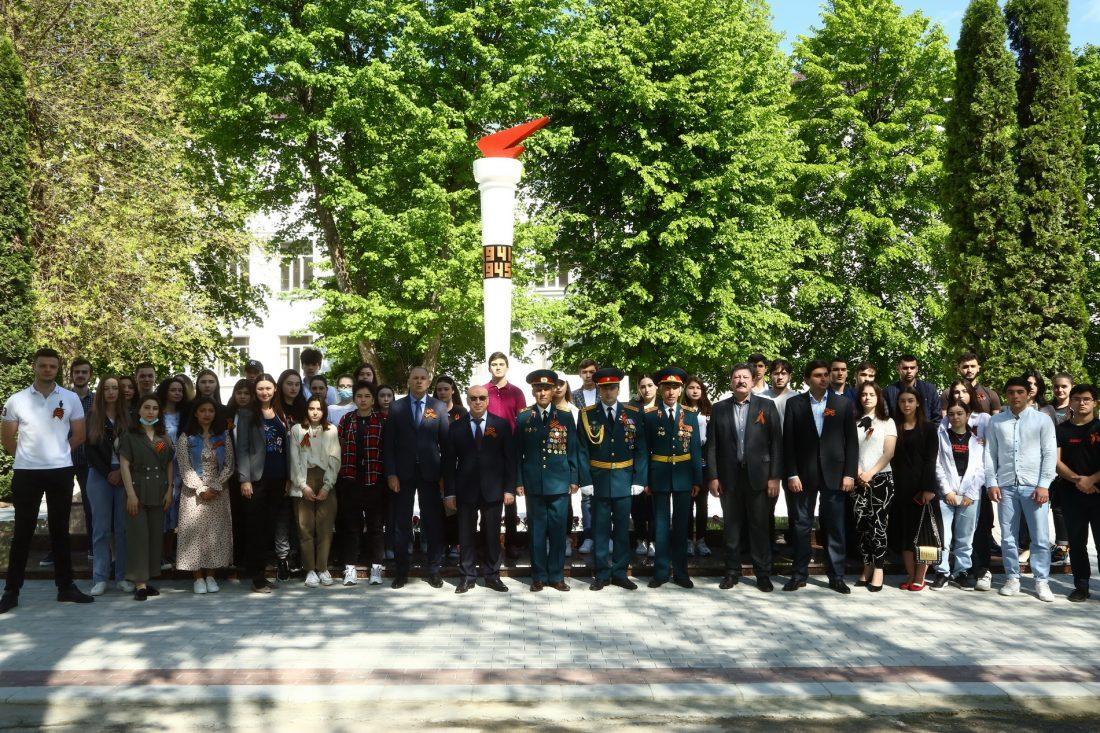 KBSU celebrated the 76th anniversary of the Great Victory
