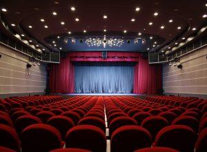 Film screening at KBSU for the anniversary of Alexander Sokurov