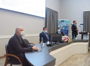 A conference on infectious pathology of the North Caucasus region was held at KBSU